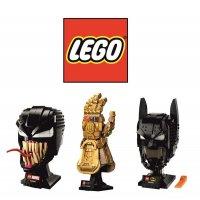LEGO® Köpfe & Handschuh