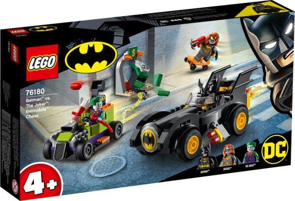 Batman™ vs. Joker™: Verfolgungsjagd im Batmobil