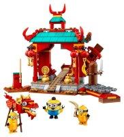Minions Kung Fu Tempel