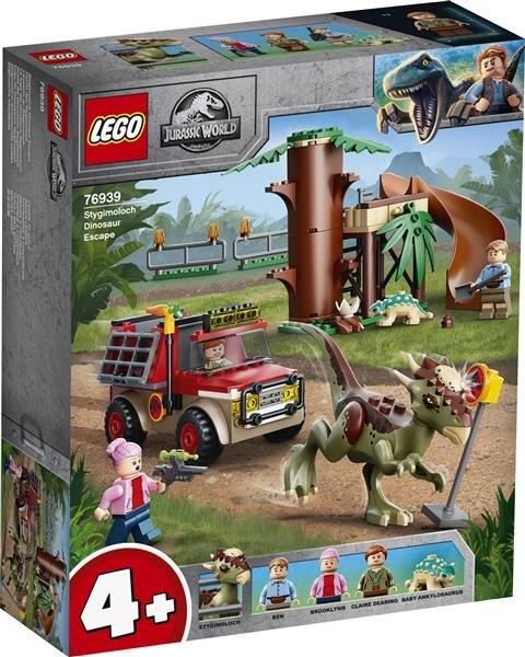 Flucht des Stygimoloch