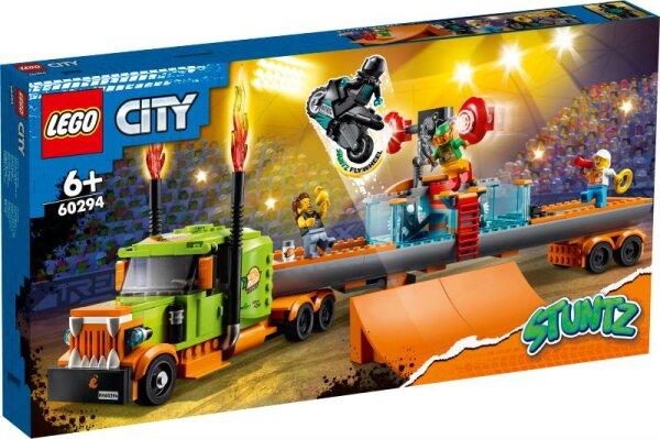 Stuntshow-Truck
