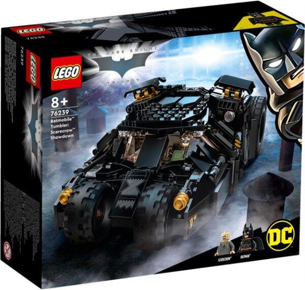 Batmobile™ Becher: Duell mit Scarecrow™