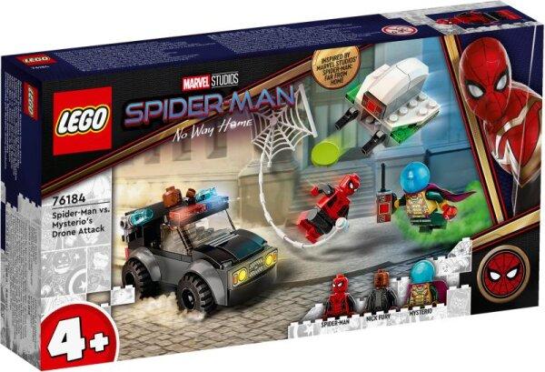 Mysterios Drohnenattacke auf Spider-Man
