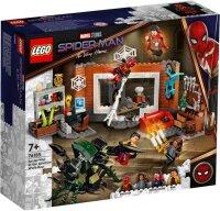 Spider-Man in der Sanctum Werkstatt