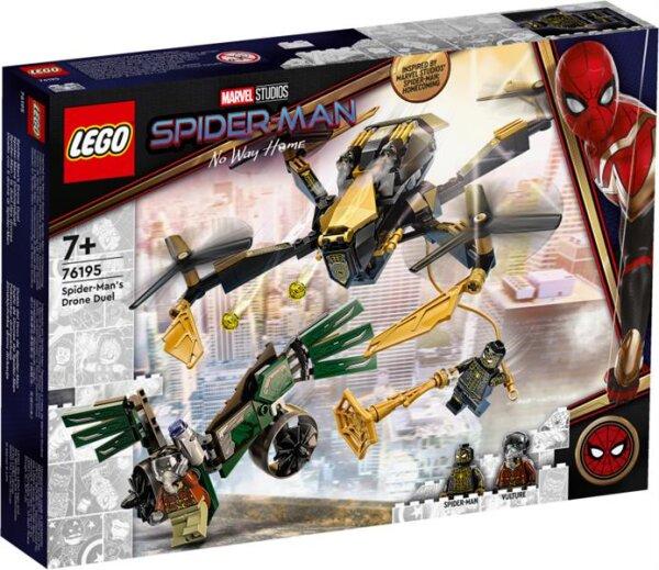 Spider-Mans Drohnenduell