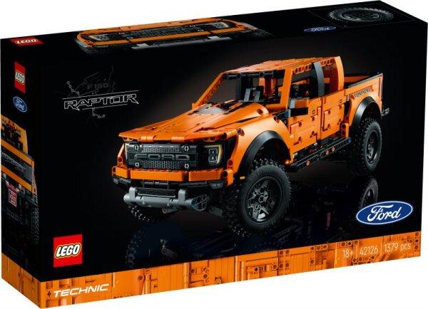 Ford® F-150 Raptor