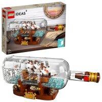 Schiff in der Flasche
