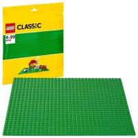 Grüne Bauplatte