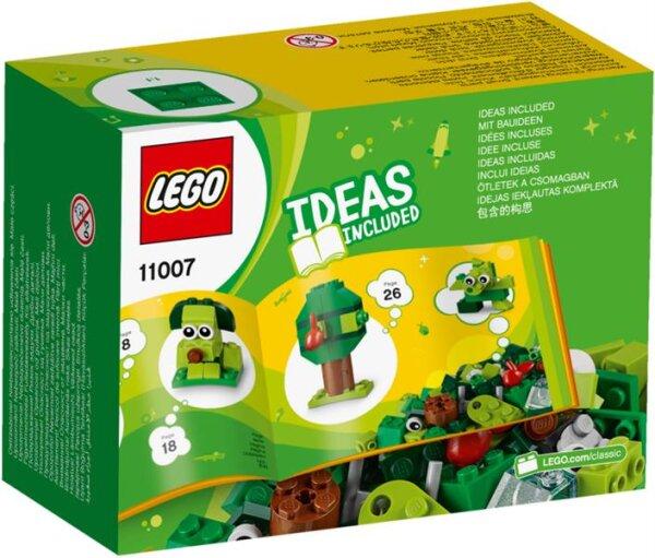 Grünes Kreativ-Set