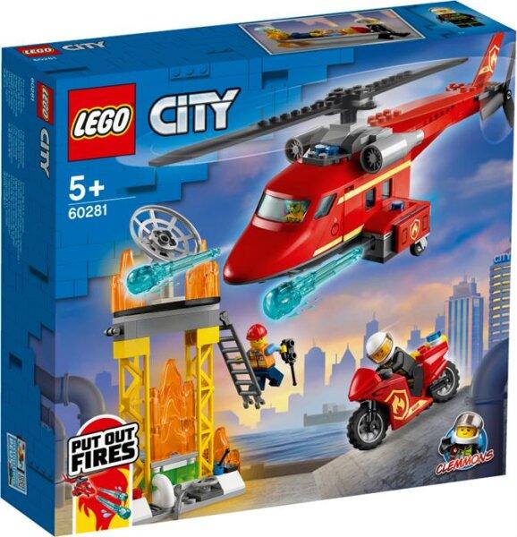 Feuerwehrhubschrauber