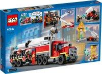 Mobile Feuerwehreinsatzzentrale