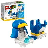 Pinguin-Mario Anzug
