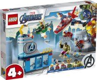 Avengers – Lokis Rache