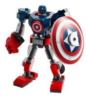 Captain America Mech