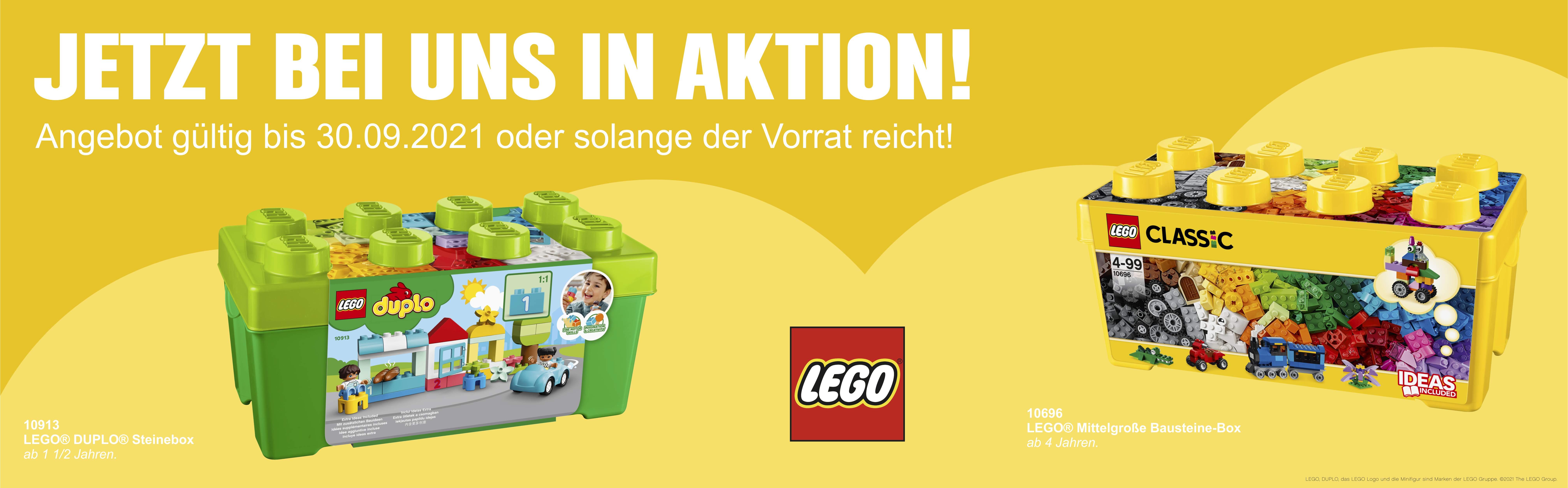 LEGO® Bausteine-Box